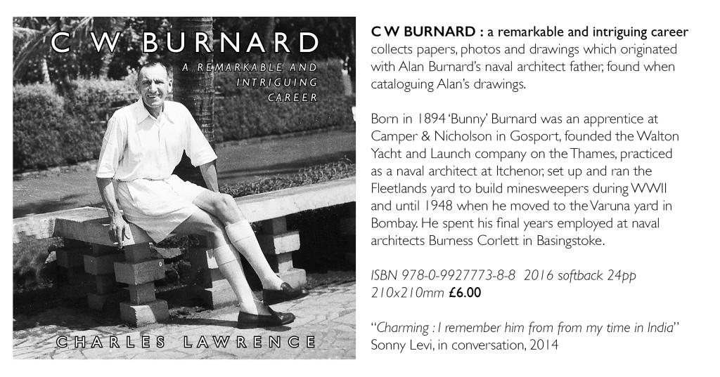 CW Burnard